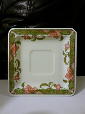 VINTAGE TIFFANY BOUTIQUE CERAMICHE MADE IN ITALY SQUARE MULTIFUNCTIONAL PLATE