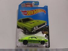 1969 Dodge Charger 500 Hot Wheels 1:64 Scale Diecast Car *UNOPENED*