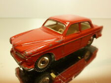DINKY TOYS 184 VOLVO 122S - AMAZON - RED 1:43 - GOOD CONDITION