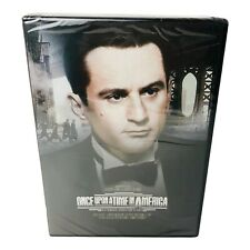 Once Upon A Time On America DVD Extended Directors Cut New Sealed