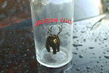 Anderson Valley Can-Shaped Craft Beer Glass~Bahl Hornin'~12 Oz Beer Glass