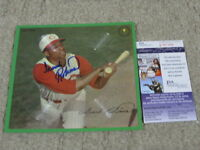 1964 Auravision Record - Frank Robinson Autograph Record JSA CERTIFIED