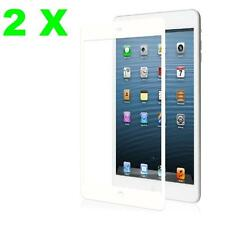 2X Colorful Clear Screen Protector Film Cover Guard For Apple iPad 2/3/4 +KIT