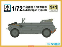 S-model PS720082 1/72 Kubelwagen Type 82(1+1) Hot