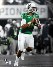 MARCUS MARIOTA AUTOGRAPHED SIGNED 16X20 PHOTO OREGON DUCKS MM HOLO 87197
