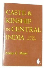 Caste and Kinship in Central India