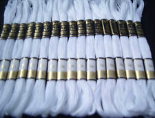 24 Bianco ANCHOR Cotone Filo interdentale/filo 8 metro ognuno