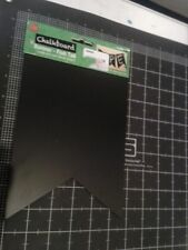 Chalkboard Banner fish tail - Create your own projects - Laras crafts - Party