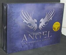 Angel: Seasons 1-5 (DVD, 2010, 30-Disc Set)