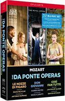 Mozart: The Da Ponte Operas [Various] [Opus Arte: OABD7251BD] [Blu-ray] [DVD]