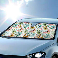 carXS Butterfly Sunshade for Car Windshield Autoshade Foldable Unique Design