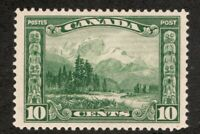 #155 - Canada - 1928 - 10 Cent - MNH - F/VF - superfleas  cv $40.00