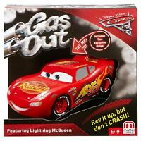 MATTEL GAMES GAS OUT DISNEY PIXAR CARS LIGHTNING MCQUEEN