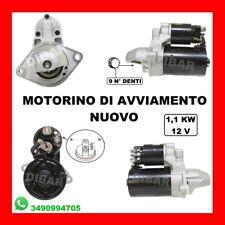 MOTORINO DI AVVIAMENTO NUOVO SUZUKI SWIFT III 1.3 DDIS DAL 2005 KW51 CV69 Z13DT