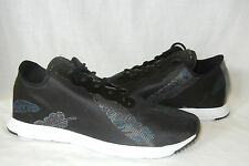 Ransom Men's Field Lite Black Feather/White Lace-Up Sneakers Retial $109 size 9