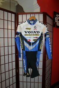 Volvo Cannondale Team USA Mavic Sram  Cycling skinsuit size M . ALY