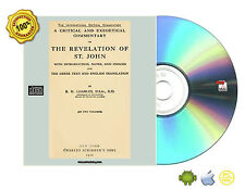 commentary on the Revelation of St. John, with introduction Volume 1 & 2 eBook