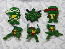 Croc Clog Ninja Turtles Shoe Charms Will Fit Other Brands Shoes C 693