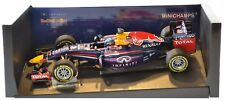 MINICHAMPS 110140001 Infiniti Red Bull Racing RB10 S.Vettel 2014 1:18 NEU/OVP