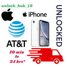 AT&T APPLE FACTORY UNLOCK SERVICE CLEAN iPHONE 4 4s 5 5s SE 6 6s 6s+ 7 7+ 8 8+