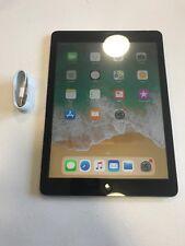 Apple iPad Air 1st Gen. 128GB, Wi-Fi + Cellular(Verizon) Space Gray #6400c