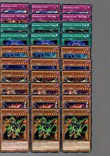 Yugioh Cards - 30 Card Raidaptor Deck Core MP16 1st Ed New