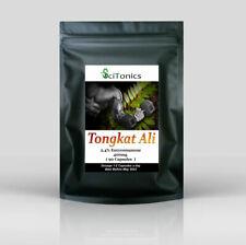 Tongkat Ali, Longjack 400mg ( 1:200 / 2.4% Eurycomanone ) x 90 veg capsules