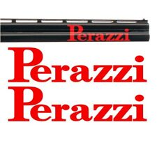 2x PERAZZI Vinyl Decal Sticker. 3 sizes and 9 colours to choose from