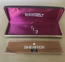 Vintage Sheaffer's Pen/Pencil Case