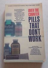 Over the Counter Pills that Don't Work