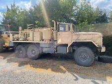 1986 AM General M923 6x6 Fuel & Lube Truck