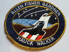 U.S. RAUMFAHRT NASA SPACE AUFNÄHER PATCH STS-51 A MISSION FASCHING KARNEVAL