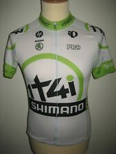 1t4i Shimano WORN by RIDER Holland jersey shirt cycling maillot trikot size S