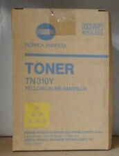 Konica Minolta Tn310y Toner Yellow 4053-503 -a