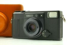 【TOP MINT w/ Case】FUJIFILM Klasse W Black Point & Shoot Film Camera from JAPAN