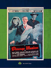 Strange Illusion  (aka Out Of The Night),New DVD, Jimmy Clark, Sally Eilers, Reg
