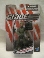 GI Joe Shipwreck Sailor Figure V17 Green Shirt Dollar General Exclusive 2013