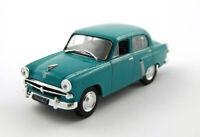 1/43 Scale DeAGOSTINI Moskvich 402 Alloy Classic Soviet Car Model Vehicles