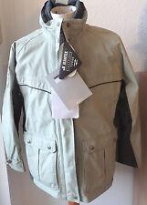 Jeantex señora lluvia chaqueta, reitjacke, Hell verde oliva, modelo triska, talla 38