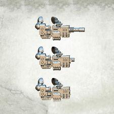 Legionary Heavy Thunder Gun (3) Bitz Kromlech Resin KRCB164