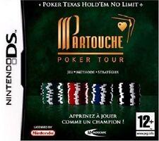 PARTOUCHE POKER TOUR           ///             pour DS