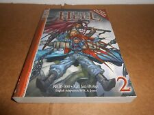 King of Hell Volume 2 Manhwa Manga Graphic Novel Book in English