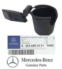 Genuine Mercedes-Benz G-Class G500 G55 AMG Black Colour Cup Can Holder / Tray