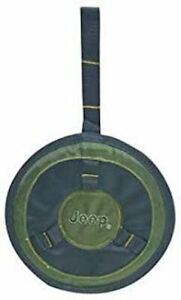 Vo-Toys Jeep Ruff N Tuff Flying Disc Flyer With Strap Fling Sling Dog Toy Xpet