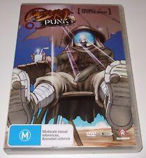 Desert Punk : Volume 1: Enter The Desert (DVD, 2006)