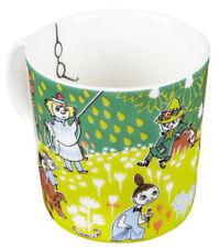 Arabia Finland Moomin Mug 2014 Tove's Jubilee 100 YEARS WITH GLASSES! UK *RARE*!