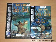 Sega Saturn Game: Alone in the Dark Jack is Back [PAL] (Complete)