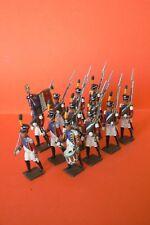 CBG MIGNOT ANCIEN 1ER EMPIRE BELLE BOITE  DE 12 SOLDATS DU BATAILLON VALAISAN