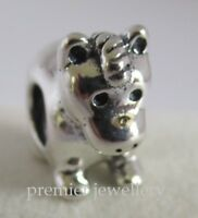 Authentic Genuine Pandora Sterling Silver Pony Charm Bead 790479