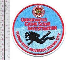 SCUBA Hard Hat Diving Florida Underwater Crime Scene Investtigation Florida Stat